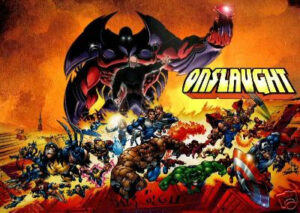 Onslaught and the Avengers
